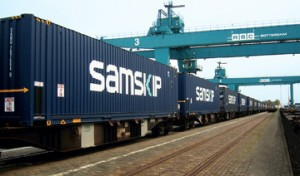 Samskip and DFDS set up joint vessel sharing network