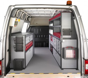 Innovative Van Racking Hits Irish Roads Handling Network Com