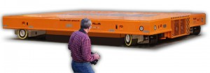 Self-propelled trailers