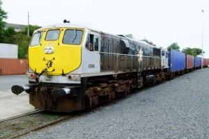 Tracking Irish Railfreight