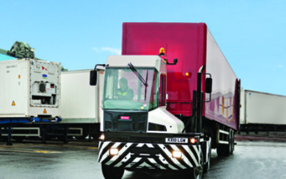 Kalmar wins an order for ship-to-shore cranes from Rotterdam Short Sea Terminal