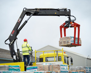 Hiab receives an order for 90 loader cranes from Australia