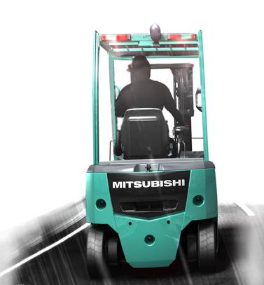 Caterpillar Mitsubishi Joint Venture Mcfa Jungheinrich
