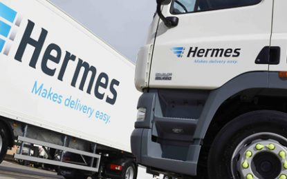 Hermes to build new automated parcel distribution hub