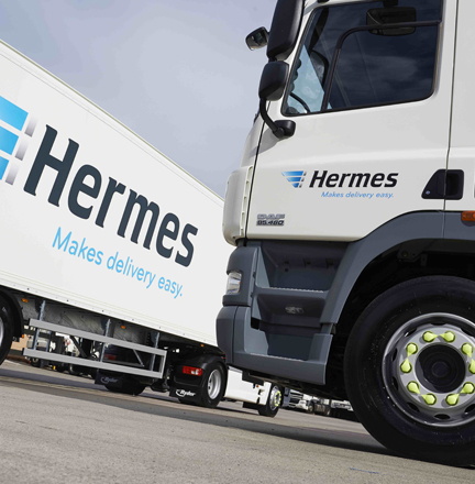 Hermes to open a new, purpose-built depot in Bolton – Delivers record numbers
