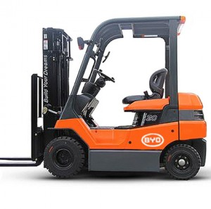 BYD to launch European forklift at CeMAT | Handling-Network com