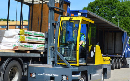 COMBILIFT delivers for STAMCO