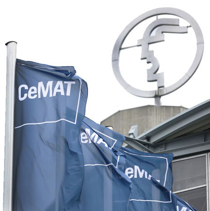 CeMAT 2018 (23–27 April): Hannover Messe, Germany