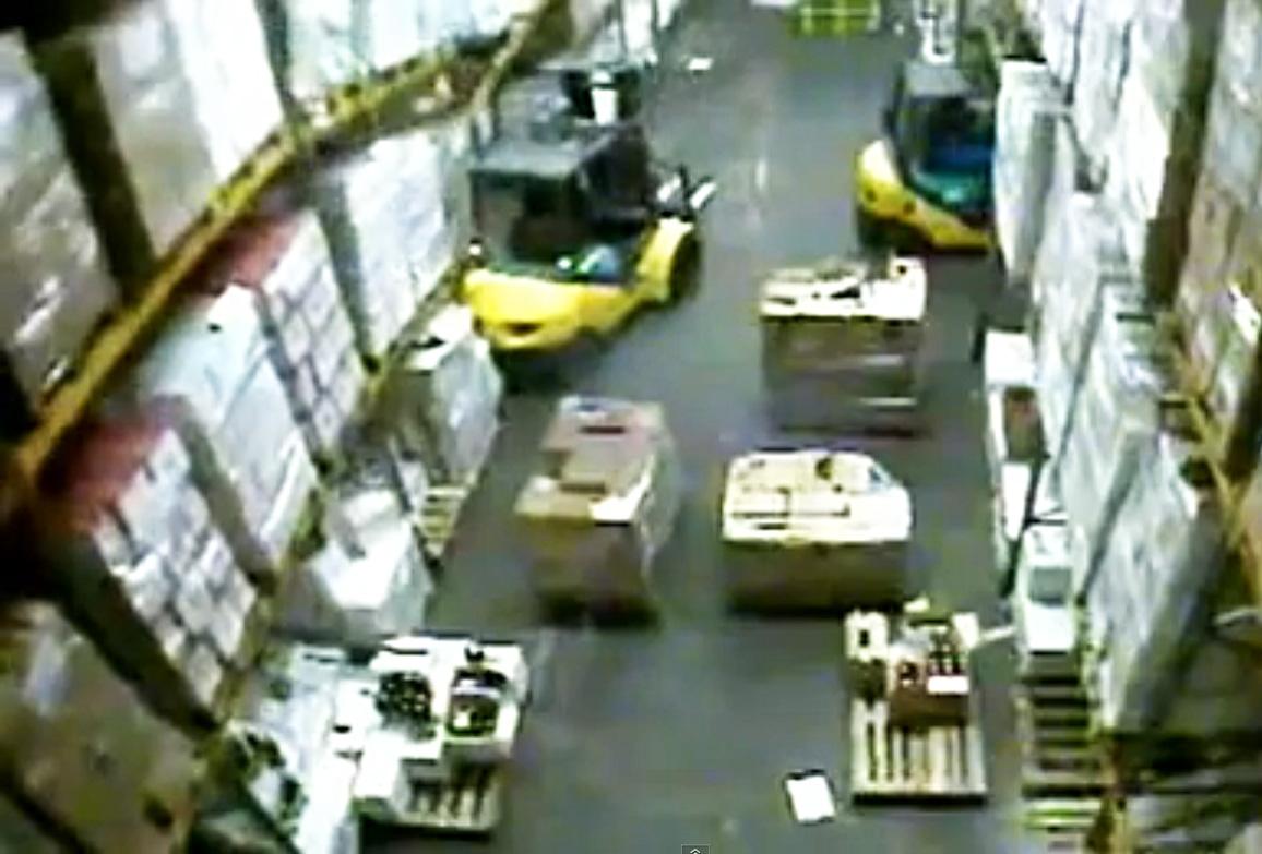 Warehouse Disaster | Handling-Network com