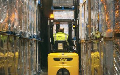Logistics lifeline for the Islands