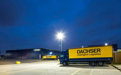 DACHSER UK goes daily to Iberia