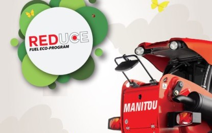 MANITOU GROUP PRESENT AT WORLD EFFICIENCY 2015