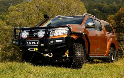 Nissan NP300 Navara Accessories