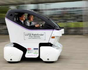 Strong support for self-driving vehicles in town hosting 'pod' trials