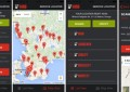 Hiab's Service Locator App helps customers on the road