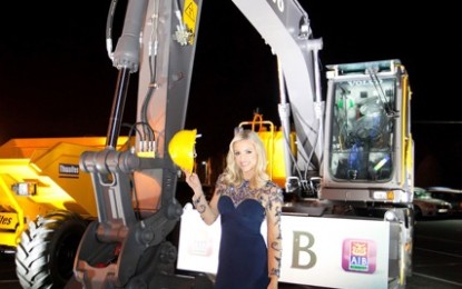 Irish Construction Sector honoured