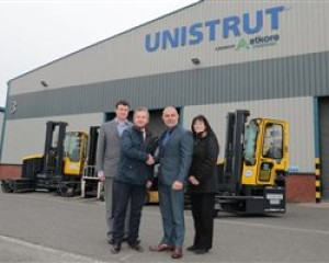 Briggs Equipment wins £500,000 contract with Unistrut