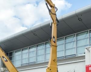 Bauma sees new Cat 340F UHD launched
