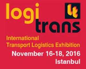 LOGITRANS 2016 – Istanbul Expo Center – 16-18/11/16