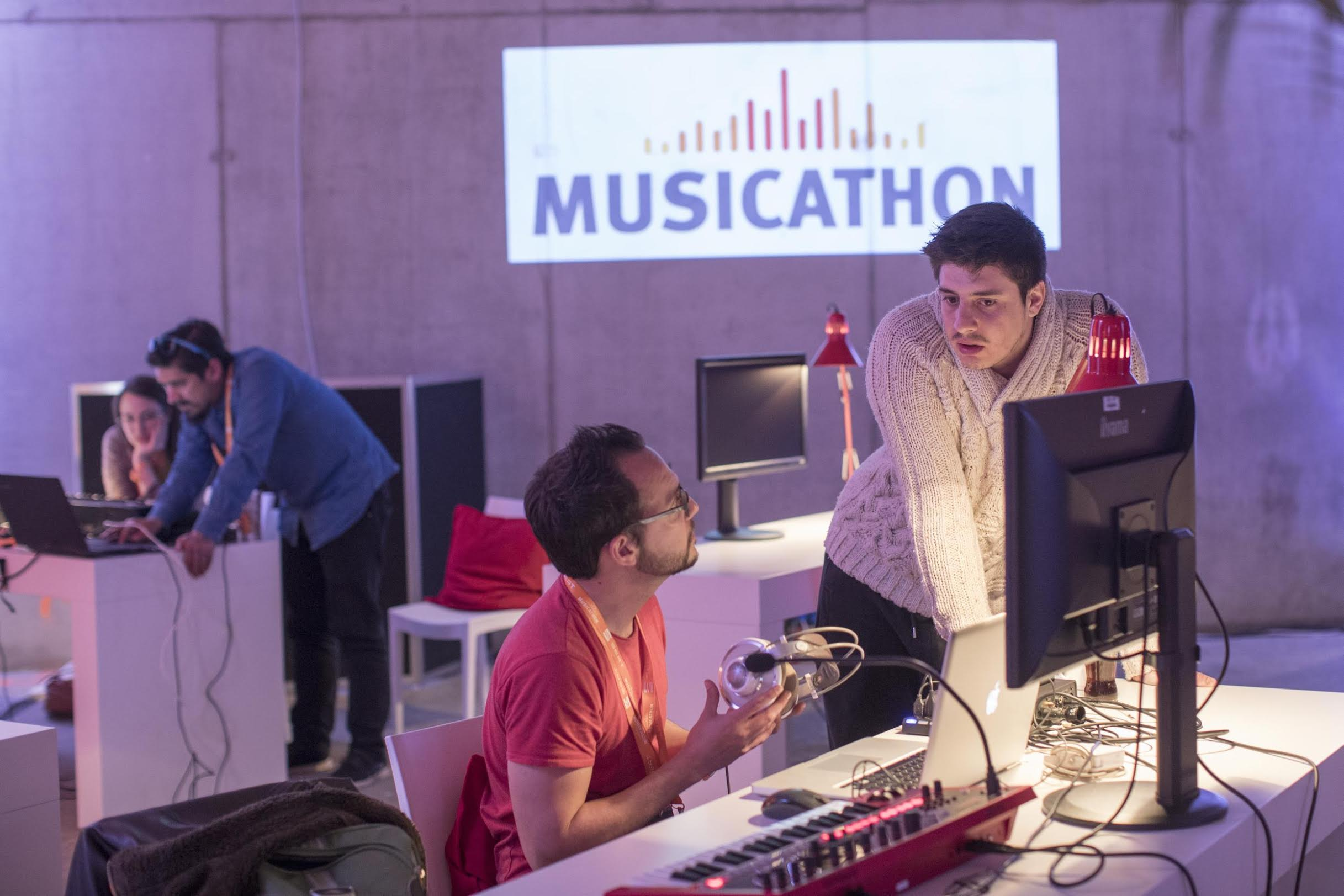 The SEAT Musicathon ends on a high note