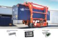 Combilift's solution to the SOLAS container weight legislation