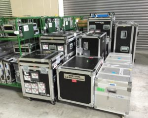 American Airlines Cargo get the gear to Rio!