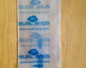 BUBL BAG – THE ANSWER TO PACKAGING WASTE