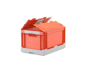 BITO's EQ collapsible bins save space – and fingers!