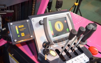New safety device from Combilift at IMHX