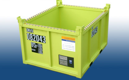 ADIPEC 2016 – Cargostore International boosts investment in UAE region DNV-rated offshore equipment