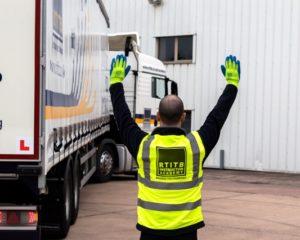 How to reduce risks when reversing trucks