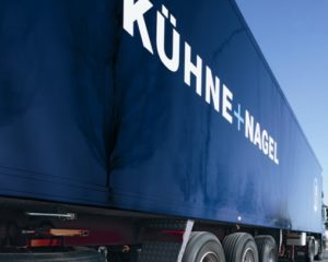 Progress report at Kuehne + Nagel: Expansion continues