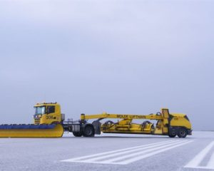 Semcon goes self-drive with snow ploughs