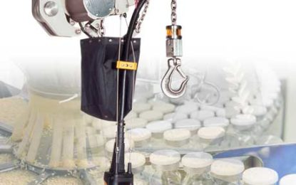 Clean, Safe & Hygienic Materials Handling from JDN
