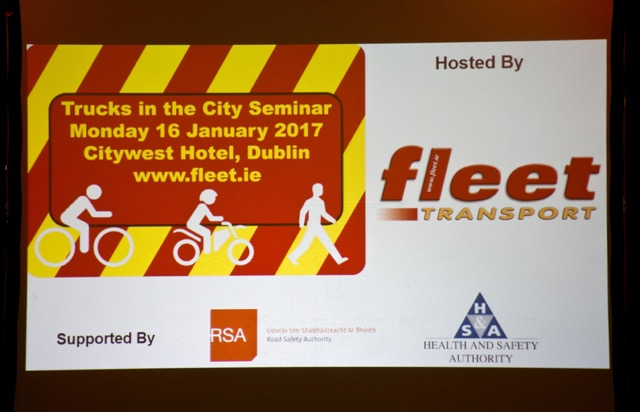 Warm reception for Fleet Transport hosted 'Trucks in the City' Safety Seminar