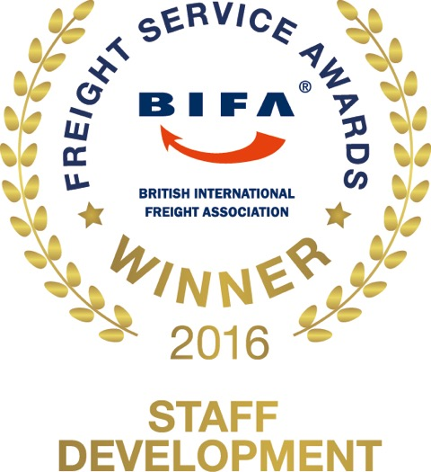 DSV ROAD LTD – WINNER IN BIFA AWARDS