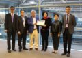 Another first for Hactl's pharma handling