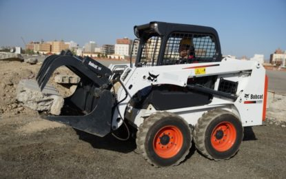 Full Array of Bobcat Equipment on Display at Conexpo