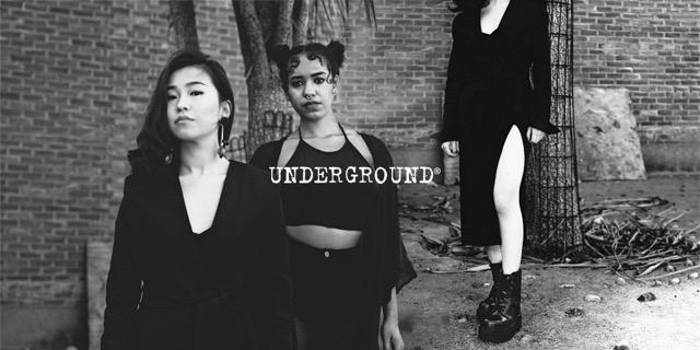 Walker takes Underground