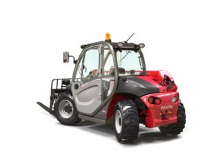 Manitou at Executive Hire Show 2017