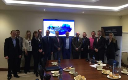Irish Exporters Association hosted by Chanelle Group for Western Council meeting