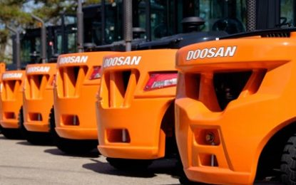 Doosan leads the way with safety