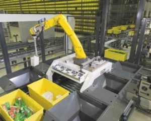 KNAPP's picking robot named Best Product at LogiMAT 2017