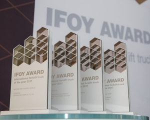 Night of Winners announced at IFOY Award Ceremony 2017