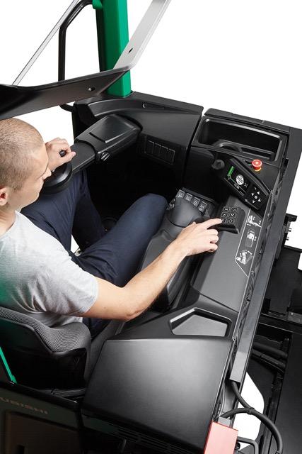 Mitsubishi launches SENSiA EX multi-way reach truck
