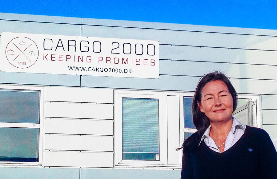 TIMOCOM: Women in logistics – Part 1 with Vivi AakjærJensen