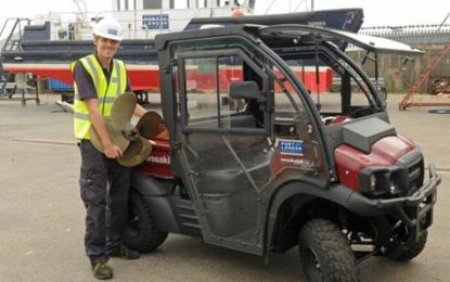 Mule takes the strain for the Port of London Authority