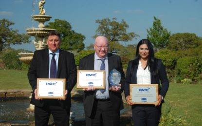 Carrier Transicold Northern Ireland Named Network Service Partner of the Year 2017