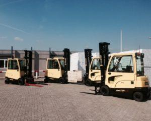 Hyster supplies VBI (NL)