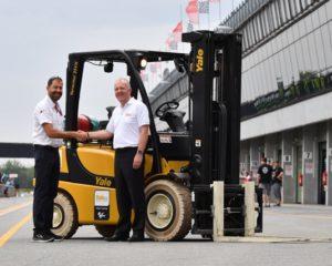 Yale revs-up partnership with MotoGP